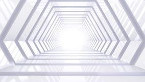 Scena del diamante Immagini Stock