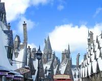 Scena del Harry Potter Fotografia Stock Libera da Diritti
