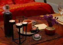 Scena del tavolino da salotto Fotografia Stock