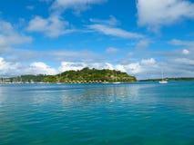 Scena del Vanuatu Fotografie Stock