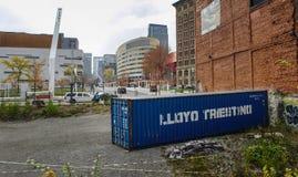 Scena della città di Montreal Fotografia Stock Libera da Diritti