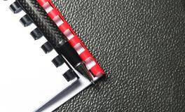 Scena della copertina di libro Fotografia Stock