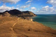Scena della montagna. Foto 2935 Fotografia Stock Libera da Diritti