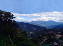 Scena della natura di Baguio Fotografie Stock Libere da Diritti