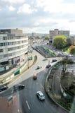 Scena della via del centro urbano di Birmingham, 16 ottobre 2010, Ki unito Immagine Stock