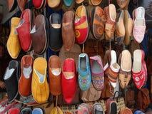 Scena della via di Essaouira Medina, Marocco Immagini Stock