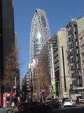 Scena della via di Shinjuku Fotografie Stock