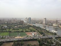 Scena di Il Cairo Fotografia Stock