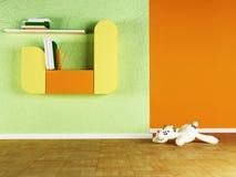 Scena di interior design Fotografie Stock Libere da Diritti