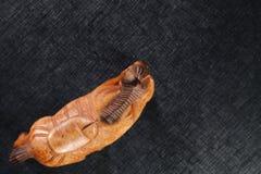 Scena di legno del modello del cavallo Fotografia Stock Libera da Diritti