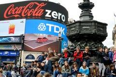 Scena di Londra. Immagini Stock