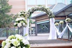 Scena di nozze Immagine Stock