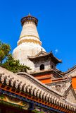 Scena di Wutaishan (supporto Wutai). Fotografie Stock Libere da Diritti