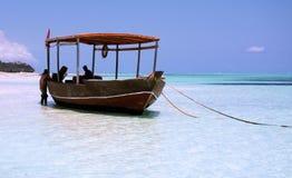 Scena di Zanzibar Immagine Stock