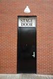scena drzwi Fotografia Royalty Free