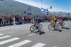 Scena 2 2018 Giro d Italia obrazy royalty free