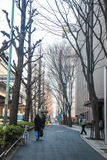 Scena marzo 30,2017 di Shibuya Tokyo Giappone   Paesaggio urbano di viaggio dell'Asia   Metropolitan famoso Fotografia Stock