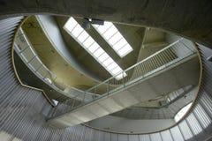 Scena moderna d'ispirazione di architettura Immagini Stock Libere da Diritti