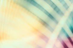 Scena morbida astratta di colori Fotografia Stock Libera da Diritti