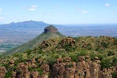 Scena od doliny desolation Zdjęcia Stock