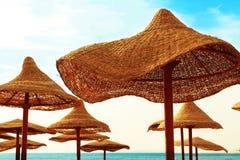 scena plażowa Zdjęcie Royalty Free