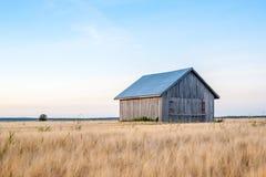 Scena rurale Fotografie Stock