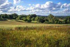 Scena rurale Immagine Stock