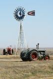 Scena rurale dell'azienda agricola fotografia stock libera da diritti