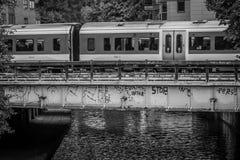 Scena urbana Fotografie Stock Libere da Diritti