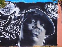 Scena urbana prospera di arte della via e dei graffiti a Lisbona, Portogallo, 2014 Immagine Stock Libera da Diritti