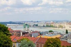 Scena w Budapest, Węgry Fotografia Stock
