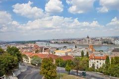 Scena w Budapest, Węgry Zdjęcie Royalty Free