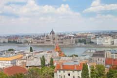 Scena w Budapest, Węgry Zdjęcie Stock