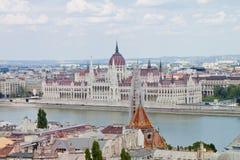 Scena w Budapest, Węgry Obraz Stock