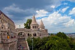 Scena w Budapest, Węgry Obrazy Stock