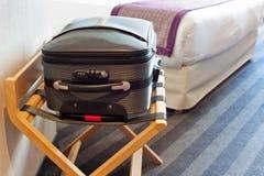 Scena w pokoju hotelowym Zdjęcia Royalty Free