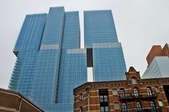 Scena w Rotterdam, Holandia Zdjęcia Stock