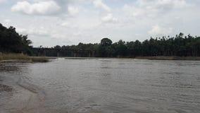 Scenary rivier royalty-vrije stock afbeeldingen