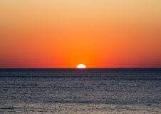 Free Scenary Seascape With Colorful Sunset Stock Image - 91320651