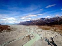 Scene from Abel Tasman Glacier Stock Photography