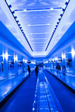 The scene of airport Royalty Free Stock Images