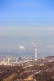 The scene of Almaty Royalty Free Stock Photos
