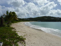 Scene of Antiqua, West Indies Royalty Free Stock Photo