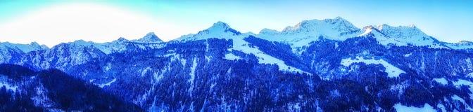 Scene Austria di inverno Immagini Stock