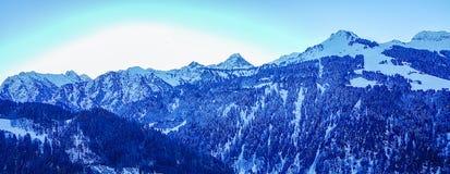 Scene Austria di inverno Immagine Stock Libera da Diritti