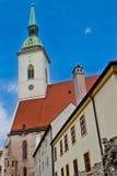Scene in Bratislava ,Slovakia Stock Images