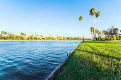 Brownsville, Texas. A scene from Brownsville, Texas the southernmost city in the state stock photography