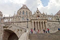 Scene in Budapest,Hungary Stock Images