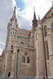 Scene in Budapest,Hungary Royalty Free Stock Photos