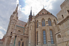 Scene in Budapest,Hungary Royalty Free Stock Photography